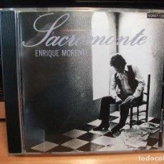 CDs de Música: ENRIQUE MORENTE-SACROMONTE CD ALBUM 1982 COMO NUEVO¡¡. Lote 84618328