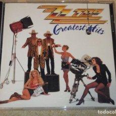 CDs de Música: ZZ TOP ( GREATEST HITS ) 1992-USA CD. Lote 84649436