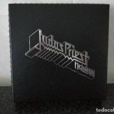 CDs de Música: JUDAS PRIEST - METALOGY BOX. Lote 83726424