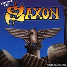CDs de Música: SAXON - BEST OF - CD. Lote 84705412