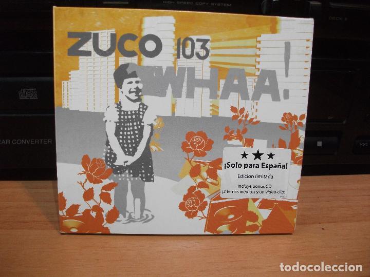 ZUCO 103 WHAA CD SPAIN 2005 PDELUXE (Música - CD's Latina)