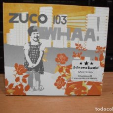 CDs de Música: ZUCO 103 WHAA CD SPAIN 2005 PDELUXE. Lote 84726944