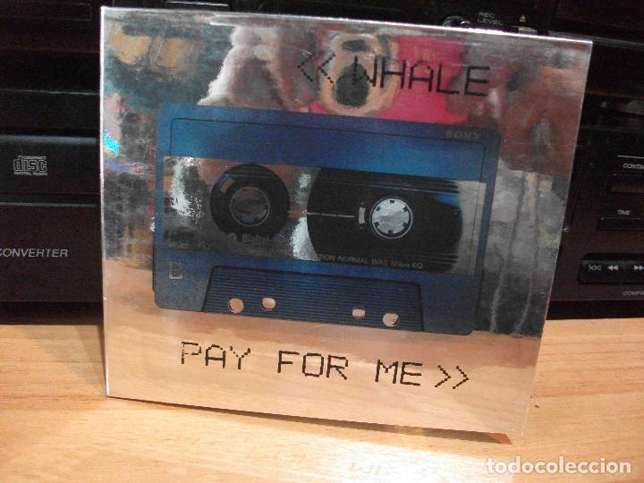 WHALE PAY FOR ME CD UK 1995 PDELUXE (Música - CD's Rock)