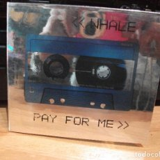 CDs de Música: WHALE PAY FOR ME CD UK 1995 PDELUXE. Lote 84727288