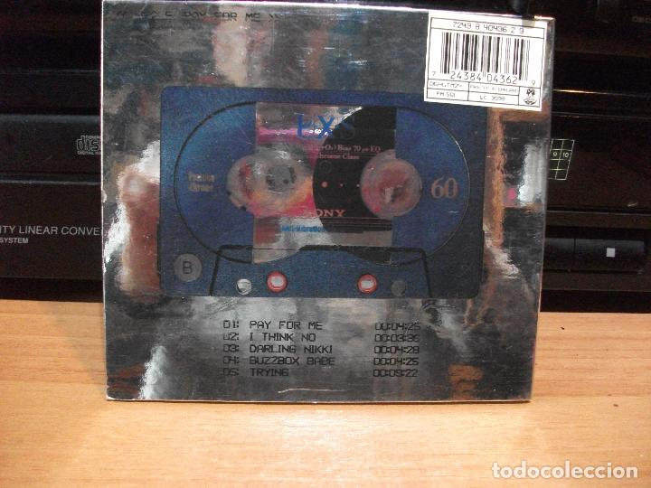 CDs de Música: WHALE PAY FOR ME CD UK 1995 PDELUXE - Foto 2 - 84727288
