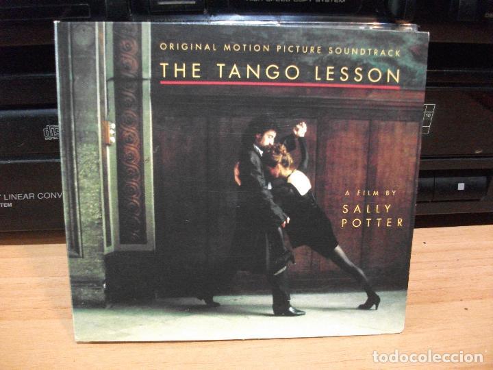BANDA SONORA ORIGINAL - VARIOS THE TANGO LESSON CD HOLANDA 1997 PDELUXE (Música - CD's Bandas Sonoras)