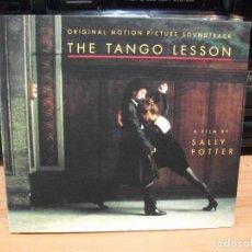 CDs de Música: BANDA SONORA ORIGINAL - VARIOS THE TANGO LESSON CD HOLANDA 1997 PDELUXE. Lote 84727900