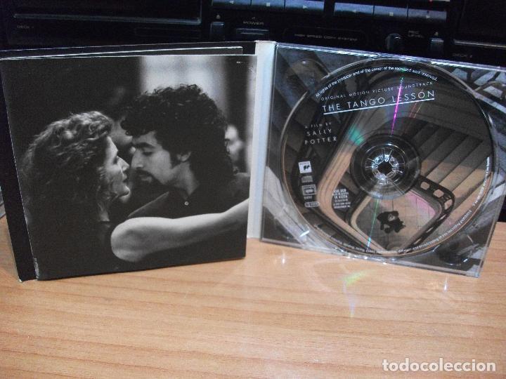 CDs de Música: BANDA SONORA ORIGINAL - VARIOS THE TANGO LESSON CD HOLANDA 1997 PDELUXE - Foto 3 - 84727900