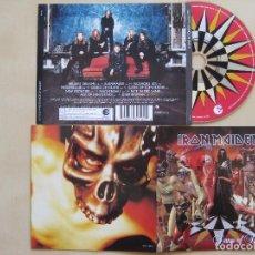 CDs de Música: IRON MAIDEN: DANCE OF DEATH / NWOBHM, HOLOCAUST, ANGELWITCH, UFO, SAXON, RAVEN, DIAMOND HEAD.... Lote 268907304