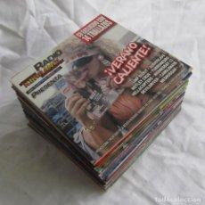CDs de Música: 34 CDS RECOPILATORIOS DE REVISTAS METAL, HAMMER, KERRANG, HEAVY ROCK,.... Lote 84749088