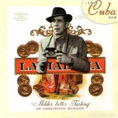 CDs de Música: I LOVE CUBA, SAM - CD ALBUM - 12 TRACKS - COSMOPOLITAN CARIBBEAN MUSIC 1996. Lote 84815020