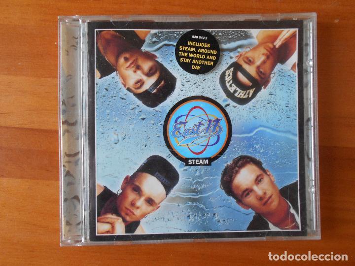 CD EAST 17 - STEAM (1H) (Música - CD's Pop)