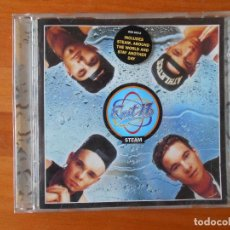 CDs de Música: CD EAST 17 - STEAM (1H). Lote 84818428