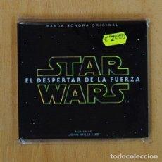 CDs de Música: STAR WARS - EL DESPERTAR DE LA FUERZA - BSO - CD. Lote 84822692