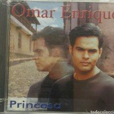CDs de Música: OMAR ENRIQUE PRINCESA. Lote 100051842