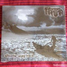 CDs de Música: MARTIRIA - ON THE WAY BACK CD DIGIPAK NUEVO Y PRECINTADO - HEAVY METAL. Lote 84857088