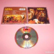 CDs de Música: ABBA (ABBA) - CD - 831 596-2 - POLYDOR - STEREO - MAMA MIA - WATERLOO - ROCK ME - SO LONG - SOS .... Lote 84867996