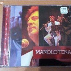 CDs de Música: MANOLO TENA CD+ DVD BASIKAMENTE. Lote 84873360