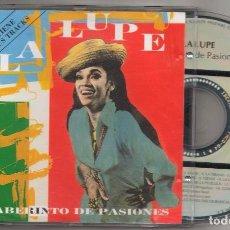 CDs de Música: CDLABERINTO DE PASIONESLA LUPECDMANZANA PRODUCCIONES. Lote 84880512