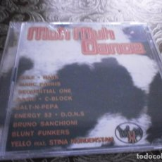 CDs de Música: CD. DOBLE. VARIOS - MUH MUH DANCE PRECINTADO. Lote 84914092