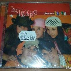 CDs de Música: CD NUEVO PRECINTADO LOS TEENS JÓVENES LOCOS REF INF. Lote 84974580