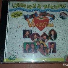 CDs de Música: CD NUEVO REPRECINTADO LA ONDA VASELINA ¡QUIERO SALIR DE VACACIONES! REF LAT. Lote 84975164