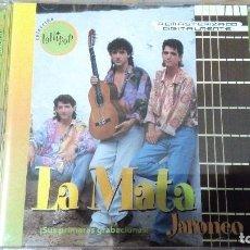 CDs de Música: LA MATA ( JARONEO ) - CD - LOLLIPOP - VE-L-002 REMASTERIZADO DIGITALMENTE -DIFICI. Lote 84987528