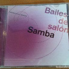 CDs de Música: BAILES DE SALON - SAMBA. Lote 85132352