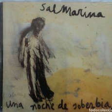 CDs de Música: SALMARINA UNA NOCHE DE SOBERBIA. Lote 85195058