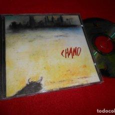 Music CDs - CHANO DOMINGUEZ Chano CD 1993 RARO JAVIER COLINA+TINO DI GERALDO+JORGE PARDO+CARLES BENAVENT++ - 85205020