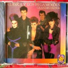 CDs de Música: ALASKA Y LOS PEGAMOIDES.GRANDES EXITOS...RARA EDICION DIFUSION HOLANDA. Lote 85254056