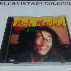 CDs de Música: CD, BOB MARLEY, KAYA. Lote 85257996