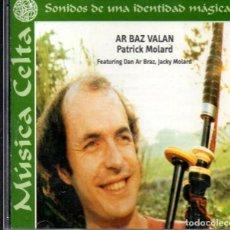 CDs de Música: PATRICK MOLARD - AR BAZ VALAN. Lote 85265200