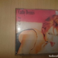 CDs de Música: CATHY DENNIS WEST LAD PAD - SINGLE --REFESCDLADEARES1. Lote 85327244