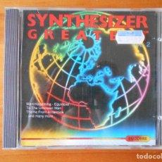 CDs de Música: CD SYNTHESIZER GREATEST VOL. 2 (1K). Lote 85486496