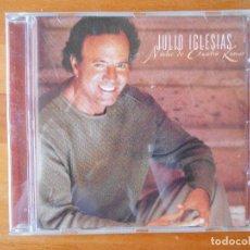 CDs de Música: CD JULIO IGLESIAS - NOCHE DE CUATRO LUNAS (1Ñ). Lote 85504688