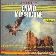 CDs de Música: ENNIO MORRICONE.-THE STUDIO LONDON ORCHESTRA CD DE 1988. Lote 85511436