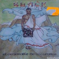 CDs de Música: BLACK EL VENERABLE DE LA CUMBRE. Lote 85556870