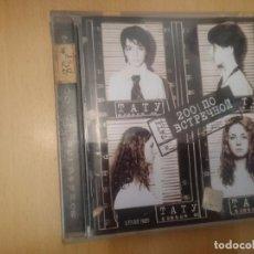 CDs de Música: TATU - ALBUM DEBUT EN RUSO EL ORIGINAL DE TODOS, COMPRADO EN SAN PETERSBURGO 2001 --REFESCDLADEAR. Lote 85656800