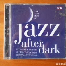 CDs de Música: CD THE VERY BEST OF JAZZ AFTER DARK (2 CD) (1Q). Lote 85724116