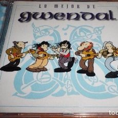 CDs de Música: LO MEJOR DE GWENDAL - CD RECOPILATORIO. Lote 85726360