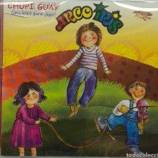 CDs de Música: ARCO IRIS CHUPI GUAU CANCIONES PARA JUGAR. Lote 85741103