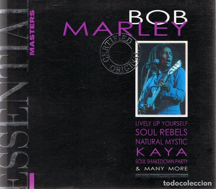 CD BOB MARLEY ESSENTIAL MASTERS (Música - CD's Reggae)