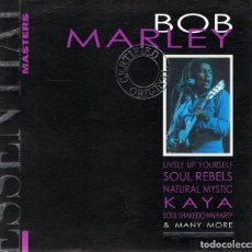 CDs de Música: CD BOB MARLEY ESSENTIAL MASTERS . Lote 85744580