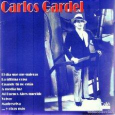 CDs de Música: CD CARLOS GARDEL . Lote 85746372