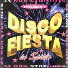CDs de Música: CD DISCO FIESTA IN SPAIN VOLUMEN 1 . Lote 85747692