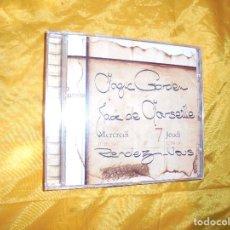 CDs de Música: JACK DE MARSEILLE. RENDEZ-VOUS. CD. MAGIC GARDEN. EDICION FRANCESA 2001. IMPECABLE. Lote 85764052
