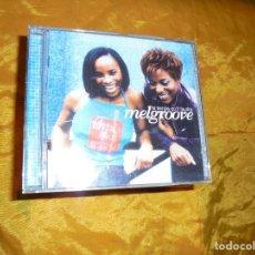 CDs de Música: MELGROOVE. LE TEMPS QU´IL FAUDRA. CD. SONY MUSIC 2000. IMPECABLE. Lote 85772200