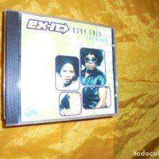 CDs de Música: EX-IT. BODY TALK. THE ALBUM. CD. 1996. IMPECABLE(#). Lote 85772696
