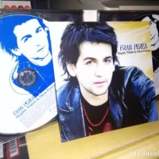 CDs de Música: CD + DVD FRAN PEREA CARTON ,, MUY BUEN ESTADO , SINGLES VIDEOS AND Y OTROS PUNTOS TELECINCO. Lote 85777836